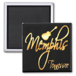 Memphis, Tennessee 2 Inch Square Magnet