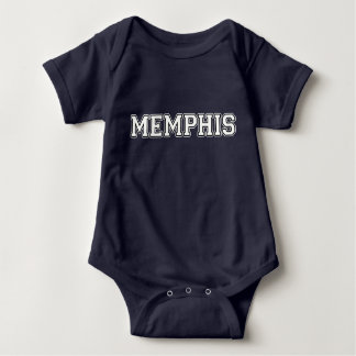 Memphis Tennessee Baby Bodysuit