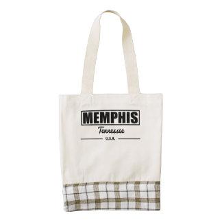 Memphis Tennessee Bolsa Tote Zazzle HEART