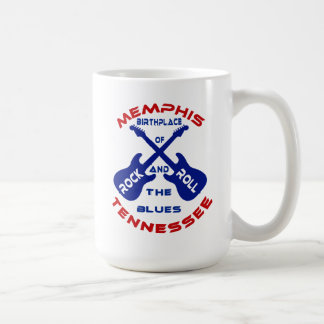 Memphis, Tennessee Coffee Mug