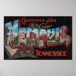 Memphis, Tennessee - escenas grandes 3 de la letra Impresiones