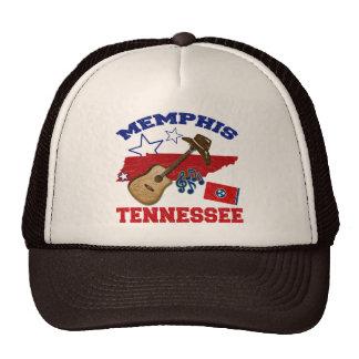 Memphis, Tennessee Trucker Hats