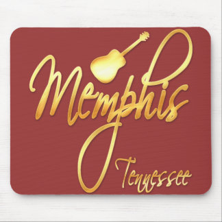 Memphis, Tennessee Mouse Pad