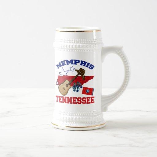 Memphis, Tennessee Mugs