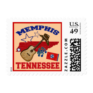 Memphis, Tennessee Postage