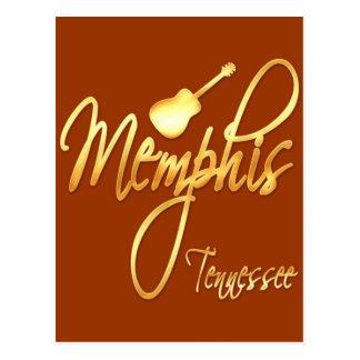 Memphis, Tennessee Postcard