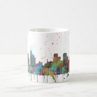 MEMPHIS, TENNESSEE SKYLINE - Drinking Mug