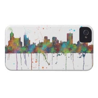 MEMPHIS, TENNESSEE SKYLINE - iPhone 4 case