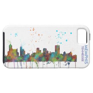 MEMPHIS, TENNESSEE SKYLINE - iPhone 5 CAse