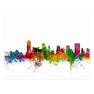 Memphis Tennessee Skyline Postcard
