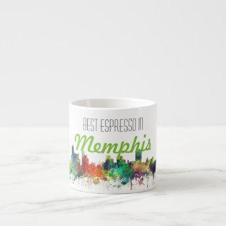 MEMPHIS, TENNESSEE SKYLINE SP - ESPRESSO CUP