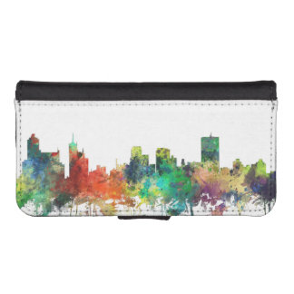 MEMPHIS, TENNESSEE SKYLINE SP - iPhone SE/5/5s WALLET