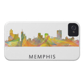 MEMPHIS, TENNESSEE SKYLINE WB1 - iPhone 4 Case-Mate CASE