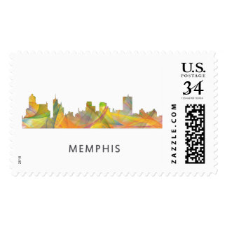MEMPHIS, TENNESSEE SKYLINE WB1 - POSTAGE