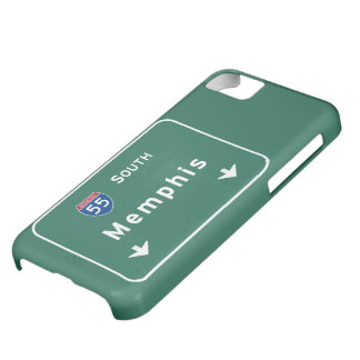 Memphis Tennessee tn Interstate Highway Freeway : iPhone 5C Cover