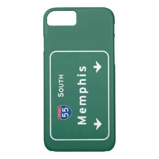 Memphis Tennessee tn Interstate Highway Freeway : iPhone 7 Case