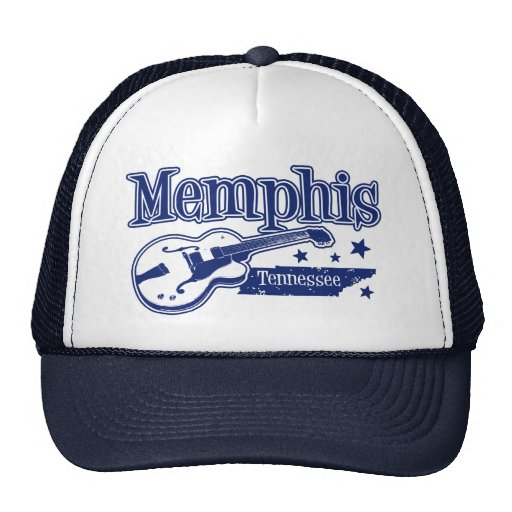 Memphis Tennessee Trucker Hat