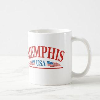 Memphis Tennessee USA Coffee Mug