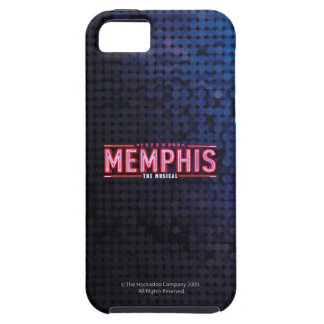 MEMPHIS - The Musical Logo iPhone SE/5/5s Case