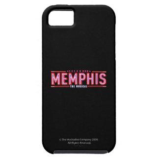 MEMPHIS - The Musical Logo iPhone SE/5/5s Case
