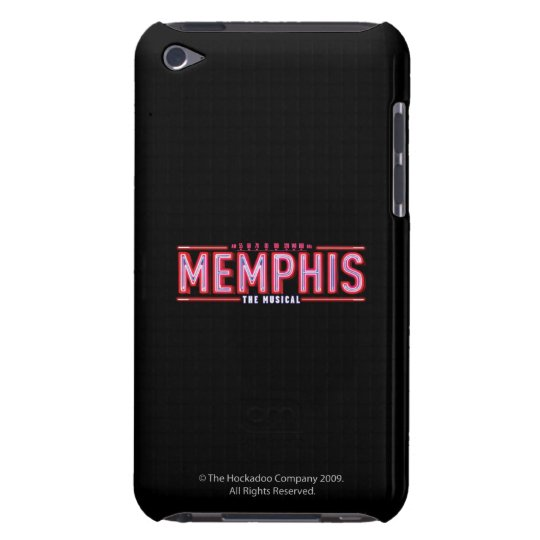 MEMPHIS - The Musical Logo iPod Touch Cover