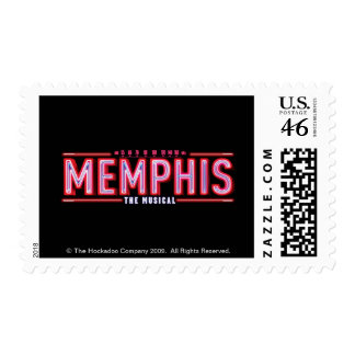 MEMPHIS - The Musical Logo Stamps