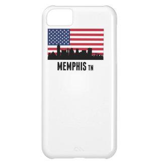 Memphis TN American Flag iPhone 5C Case