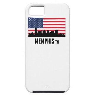 Memphis TN American Flag iPhone SE/5/5s Case