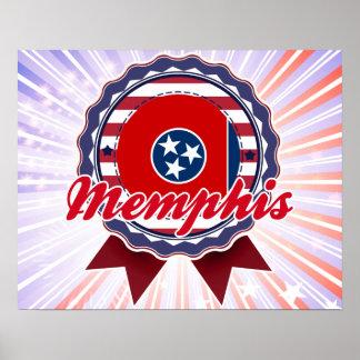 Memphis, TN Poster