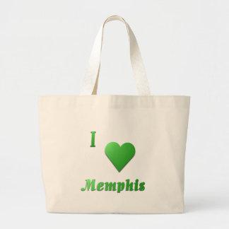 Memphis -- Verde de Kelly Bolsas De Mano