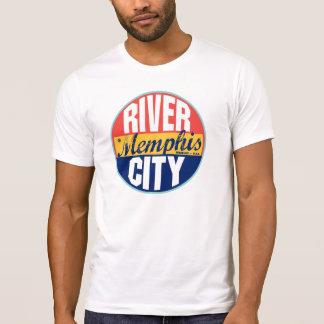 Memphis Vintage Label T-Shirt