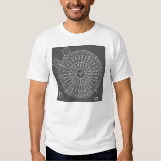 MEMS Torsional Ratcheting Actuator T-Shirt