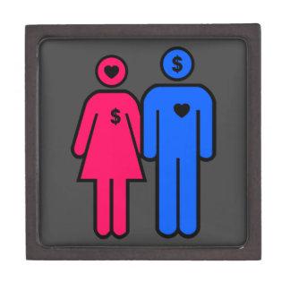 Men and Women Premium Jewelry Box