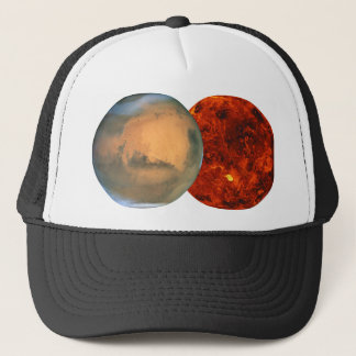 Men are from Mars - Women are from Venus Trucker Hat