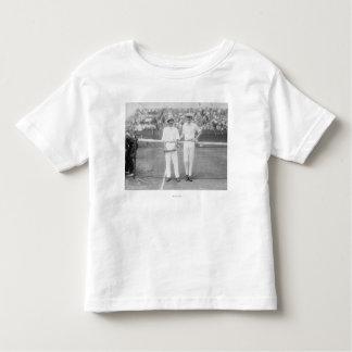 Men at Tennis Tournament at Washington DC Toddler T-shirt
