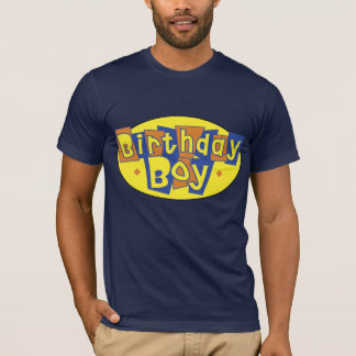 MEN - Birthday Boy T-Shirt