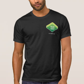 Business logo t shirts shirt designs zazzle for T shirts for business logo