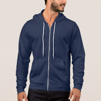 Men California Fleece Zip Hoodie 8 color options