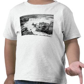 Men fishing at Celilo Falls Photograph T Shirts