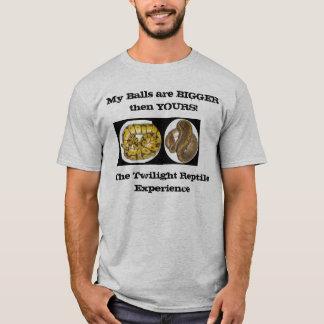 men funny reptile T-Shirt