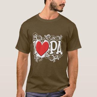 MEN - I LOVE PA T-Shirt