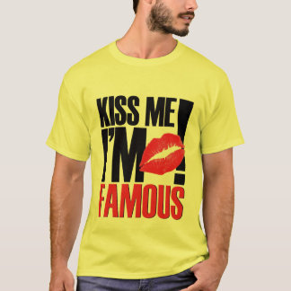 MEN - Kiss Me T-Shirt