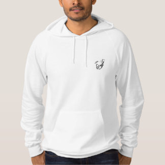 Men Long Sleeve t-shirt with Wild Horse