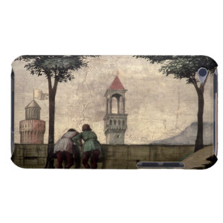 Men Looking over a Wall, from the Visitation (fres Barely There iPod Cover