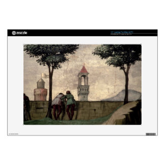 """Men Looking over a Wall, from the Visitation (fres Skin For 15"""" Laptop"""