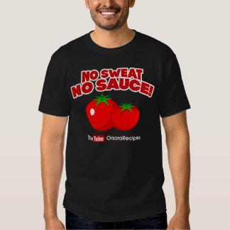 Men No Sweat No Sauce t-shirt