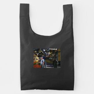 Men of Commerce, Jerusalem Reusable Bag
