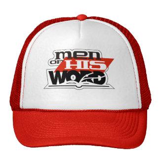 Men of His Word Cap Trucker Hat