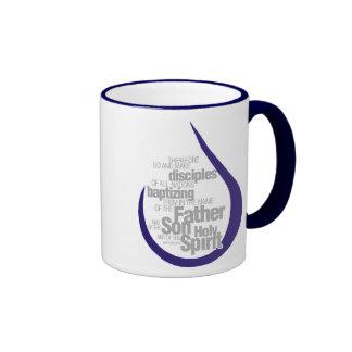 Men of His Word Commission Mug