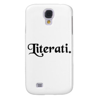 Men of letters. galaxy s4 cover